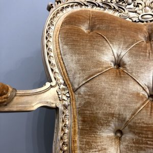 classic gold chair 1 quintabay quinta do lago shop almancil clothing secong hand luxury items