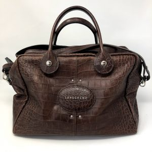longchamp reptile bag 1 quintabay quinta do lago shop almancil clothing second hand luxury items