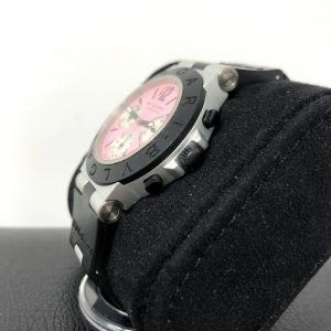 bulgari watch pink 2 quintabay